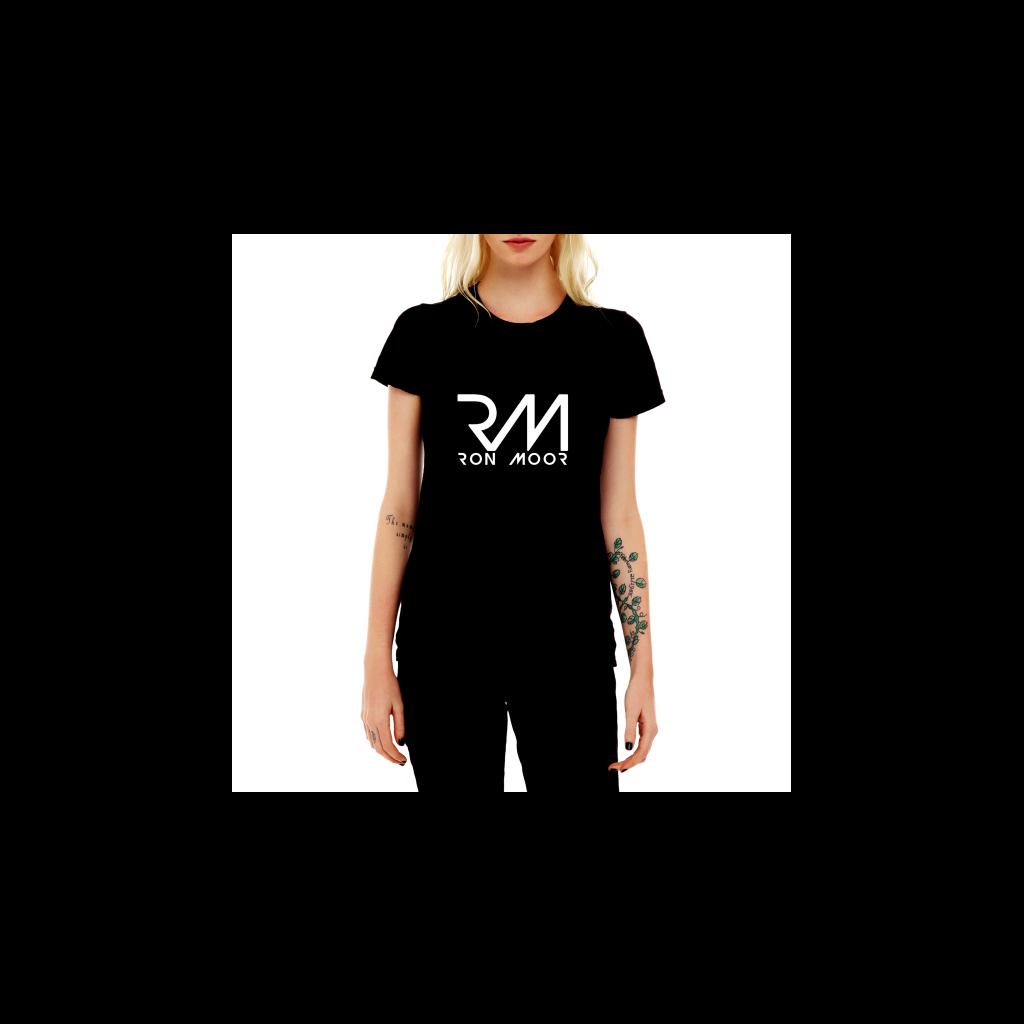 Ron Moor Female T-Shirt Black